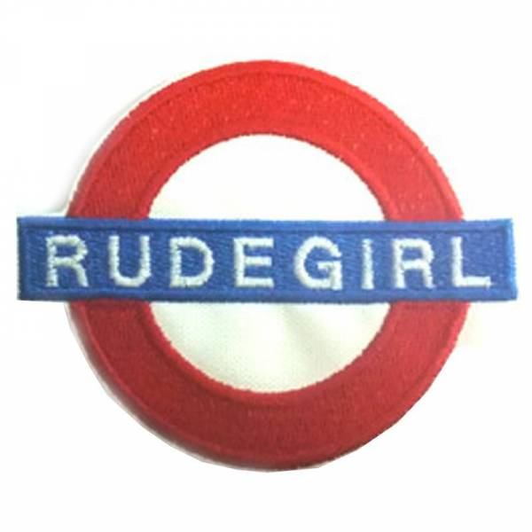 Rudegirl, Aufnäher