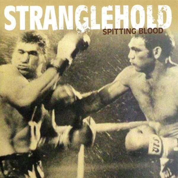 """Stranglehold - Spitting blood, 7"""" lim. 1000 verschiedene Farben"""