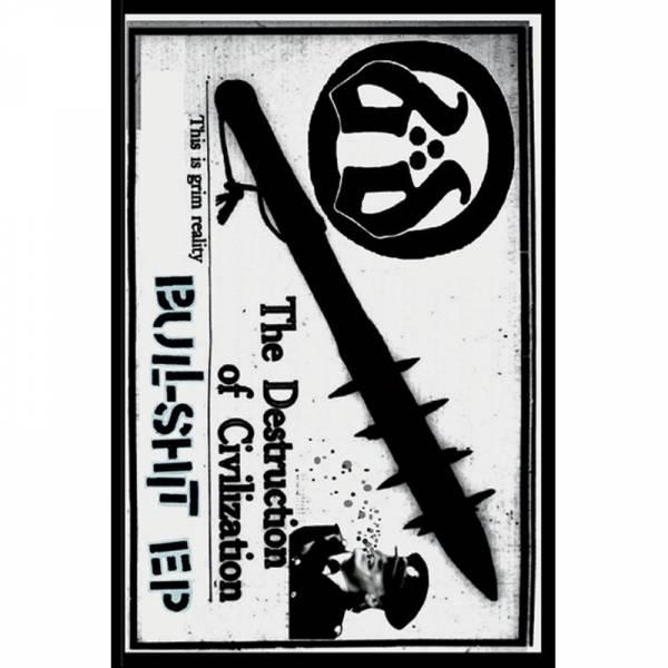 Bullshit Detectör – Bullshit, Kassette lim. 50