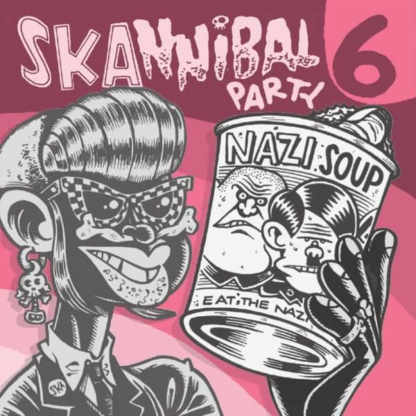 V/A Skannibal Party - Vol. 6, CD