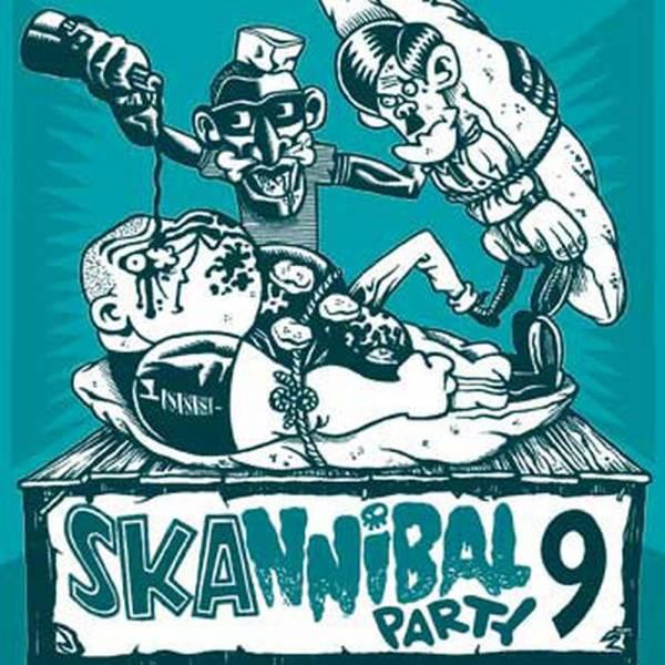 V/A Skannibal Party - Vol. 9, CD