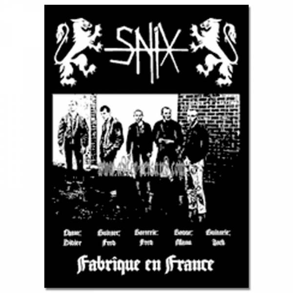 Snix - Fabriqué en France, Poster A3
