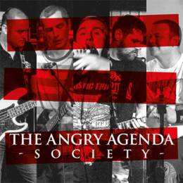 Angry Agenda, The - Society, LP verschiedene Farben
