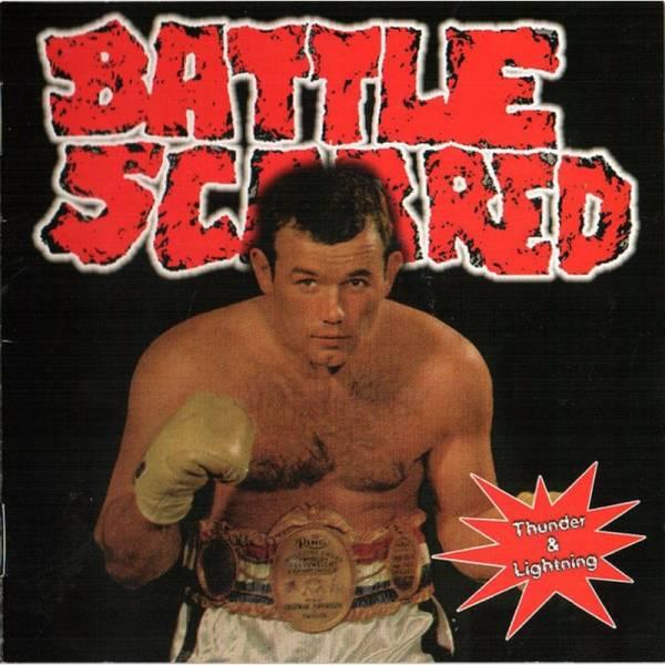 Battle Scarred - Thunder & Lightning, CD