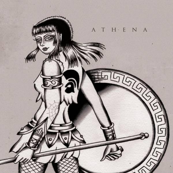 "Jenny Woo - Athena Project, 7"", lim. 500, verschiedene Farben"