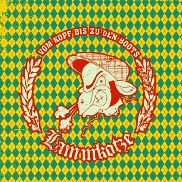 Lammkotze - Vom Kopf bis zu den Boots, LP lim. 500 verschiedene Farben