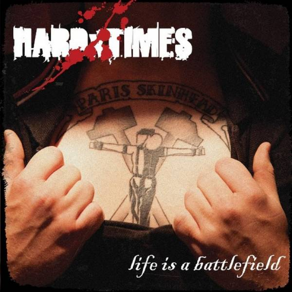 HardxTimes ‎– Life Is A Battlefield, CD