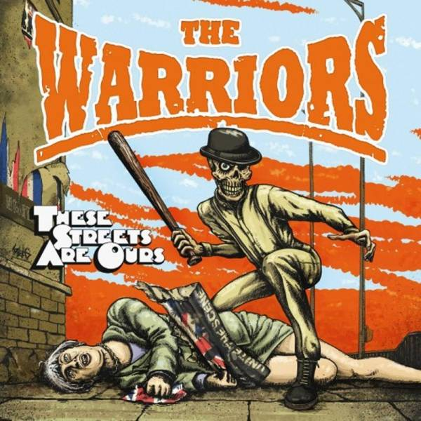 Warriors, the - These streets are ours, LP lim. 500 verschiedene Farben