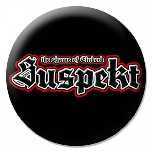 Suspekt - Logo, Button B123
