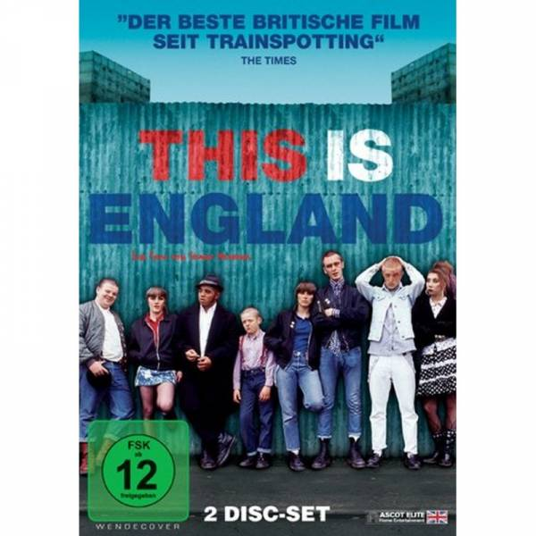 This is England - Special Edition (2 DVDs) , DVD
