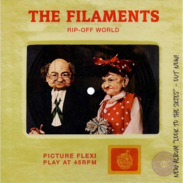 Filaments, The - Rip-off World, 7'' Flexi