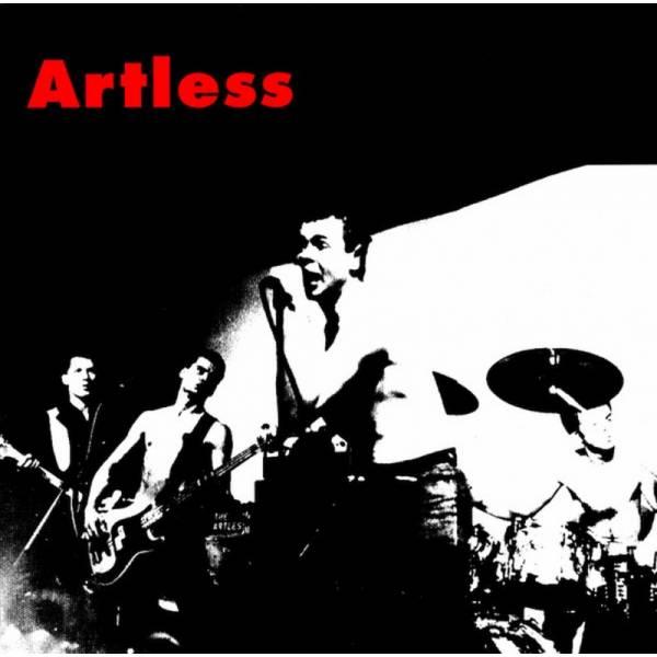 Artless - Tanzpartty Deutschland, LP lim. 500 schwarz