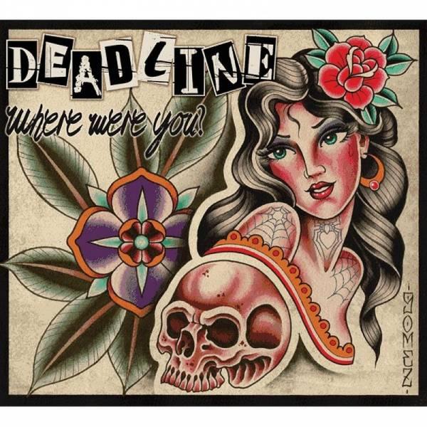 Deadline - Where were you? (Greatest Hits), CD Digipack
