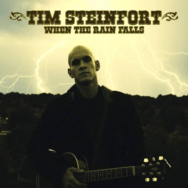Tim Steinfort - When the rain falls, CD Digipack