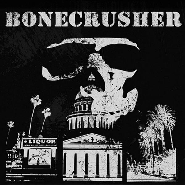 Bonecrusher - Whiskey Nation, 7'' lim. 500, verschieden Farben