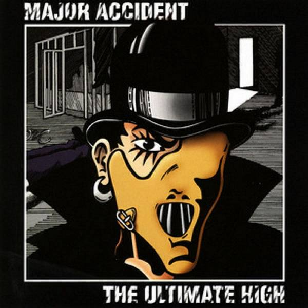 Major Accident - The ultimate high, LP lim. verschiedene Farben