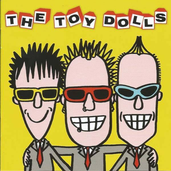 Toy Dolls, The - The Album after the last one, LP lim. 500 rot