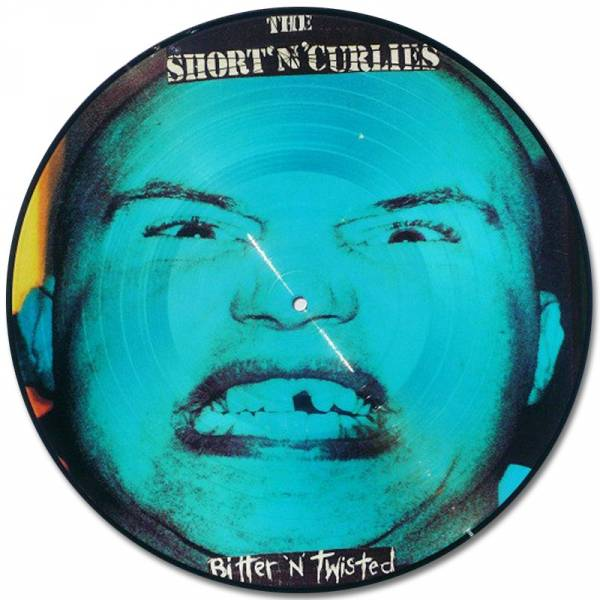 Short 'n' Curlies, The - Bitter 'n' Twisted, LP Picture lim. 1000