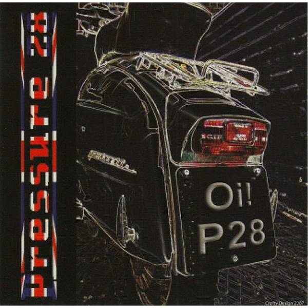 Pressure 28 - The Best Of!... EP 92 - 95, CD