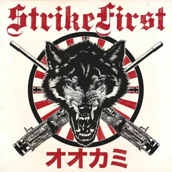 Strike First - Wolves, LP lim. verschiedene Farben