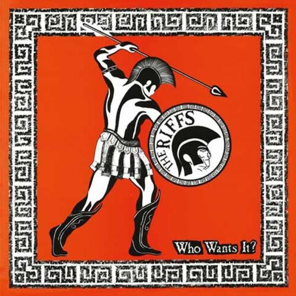Riffs, the – Who wants it, LP lim. 500 verschiedene Farben
