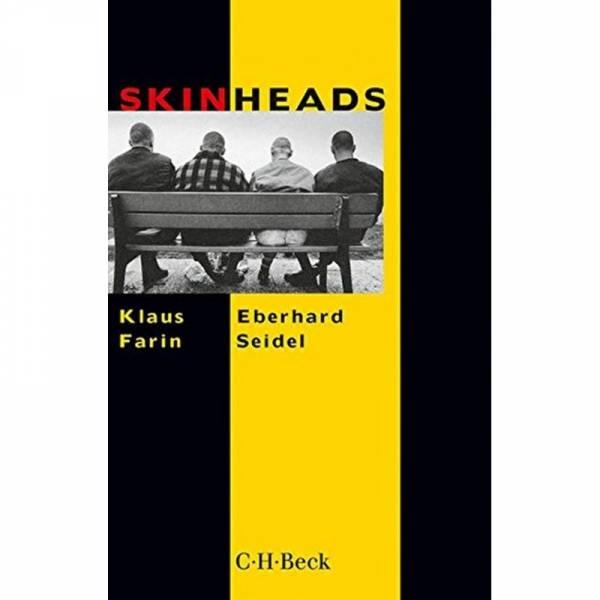 Skinheads, Buch Klaus Farin