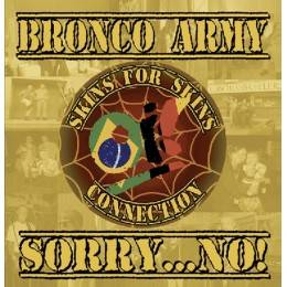Split Bronco Army / Sorry No! - Skins for Skins Connection, CD