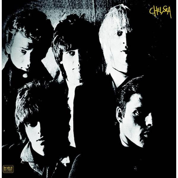 Chelsea - Chelsea, LP lim. 400 schwarz