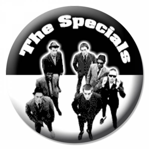 Specials, The, Button B118