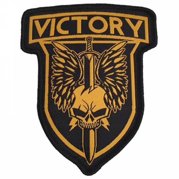 Victory - Sword & Skull, Aufnäher