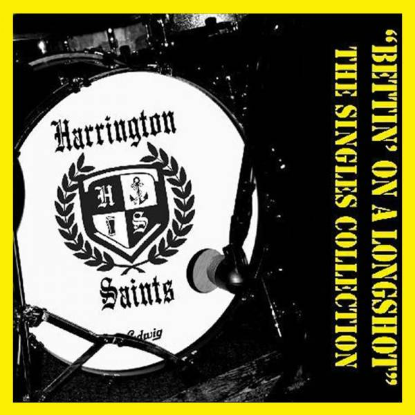 Harrington Saints - Bettin' on a Longshot / Singles Collection, LP lim. verschiedene Farben