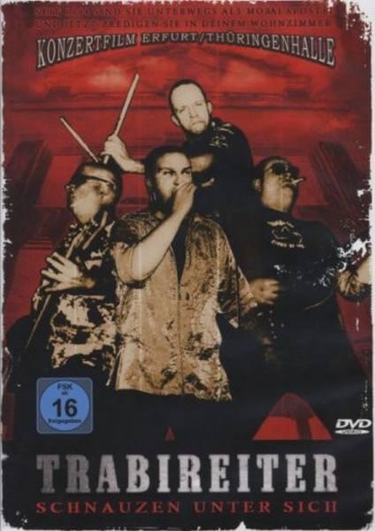 Trabireiter - Schnauzen unter sich, DVD+CD