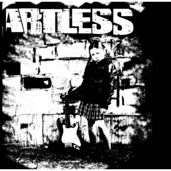 Artless - s/t, LP schwarz