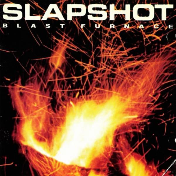 Slapshot - Blast Furnance, LP lim. 300 orange