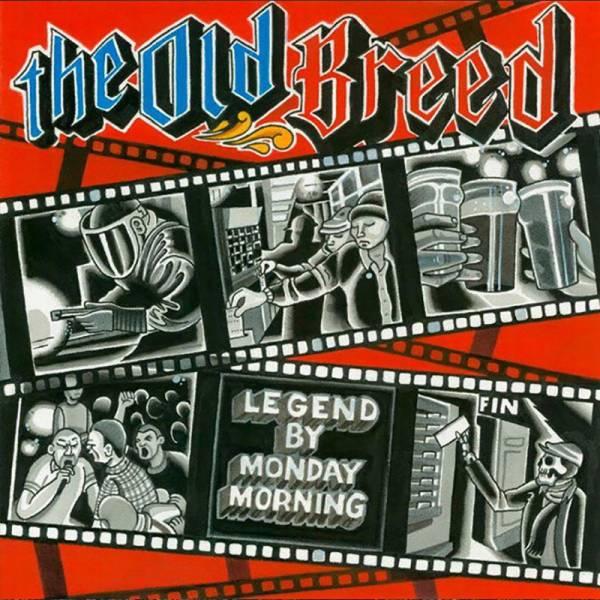 Old Breed, the – Legend by monday morning, LP lim. 500 verschiedene Farben