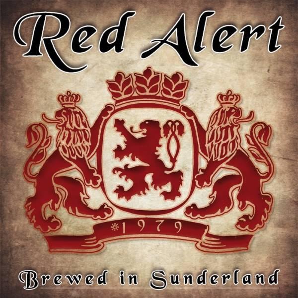 Red Alert - Brewed in Sunderland, DoCd