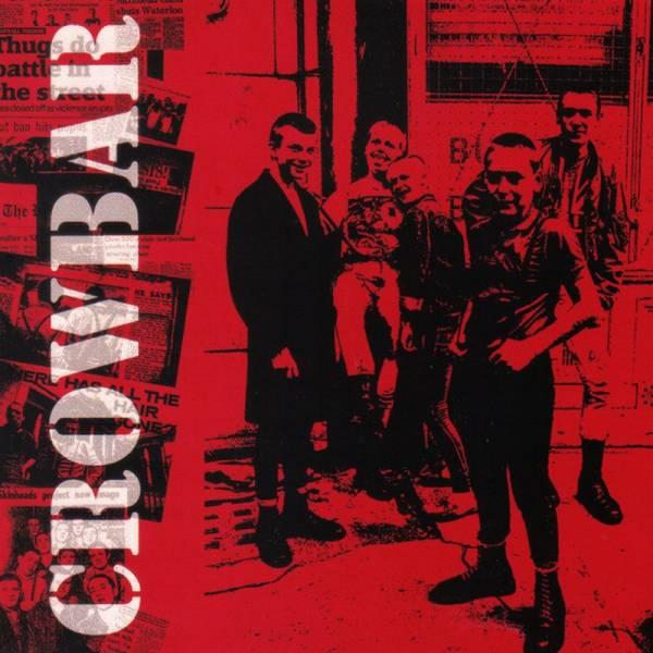 """Crowbar - Hippie Punks, 7"""" lim. 500 verschiedene Farben"""