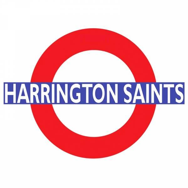 "Harrington Saints - Sounds of the streets, 7"" rot + CD, lim. 300"