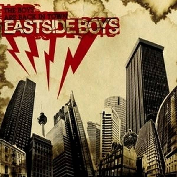 Eastside Boys - The Boys are back in town, CD