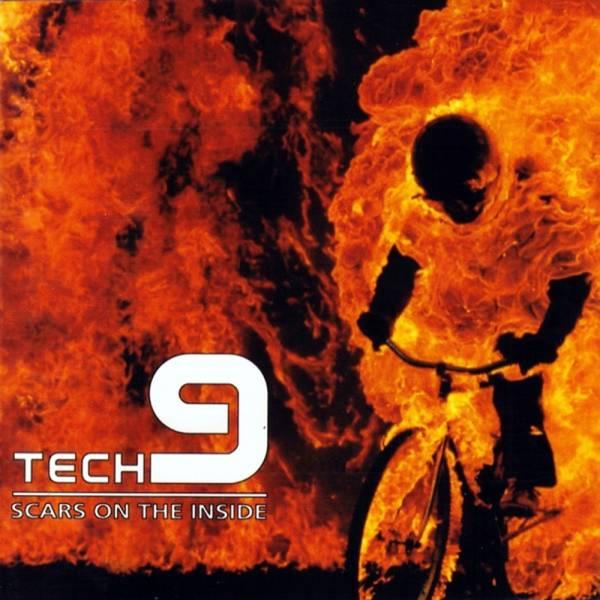 Tech 9 – Scars on the inside, LP lim. 300 verschiedene Farben