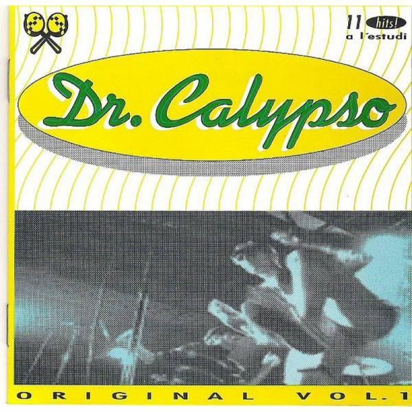 Dr. Calypso - Original Vol. 1, LP lim. 400 schwarz