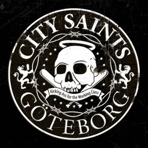 City Saints - Kickin' ass for the Working Class, CD Digipack