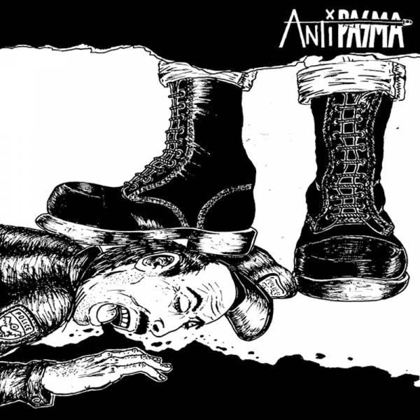 Antipasma - s/t, LP lim. 500 schwarz
