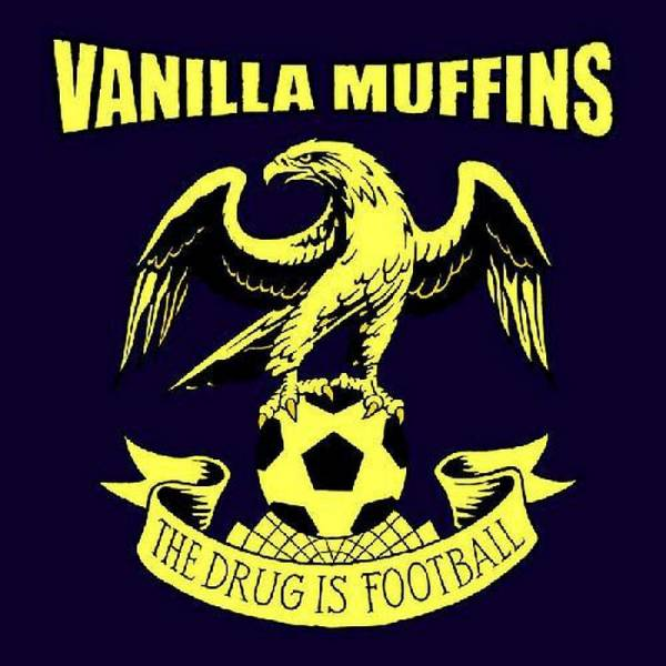 Vanilla Muffins - The drug is football, CD Digipack