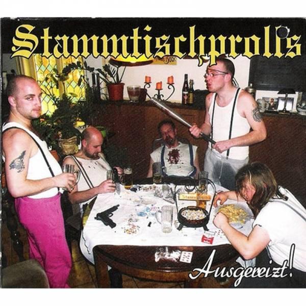 Stammtischprolls - Ausgereizt!, CD