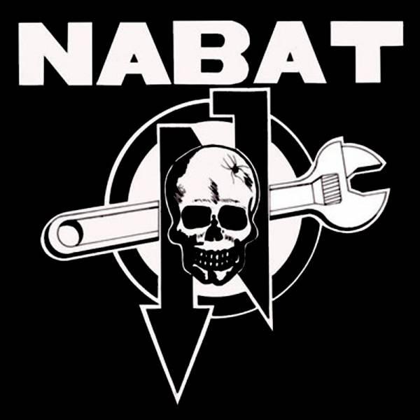 Nabat - Logo, Aufkleber
