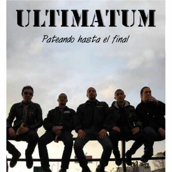 Ultimatum - Pateando Hasta El Final, CD
