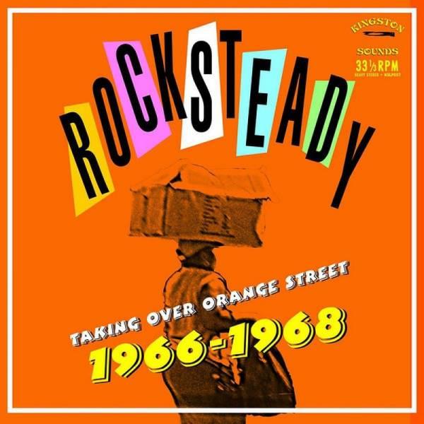 V/A Rocksteady Taking Over Orange Street 1966 - 1968, LP schwarz