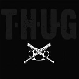 T-H-U-G - Dto., Lp + Klappcover schwarz THUG