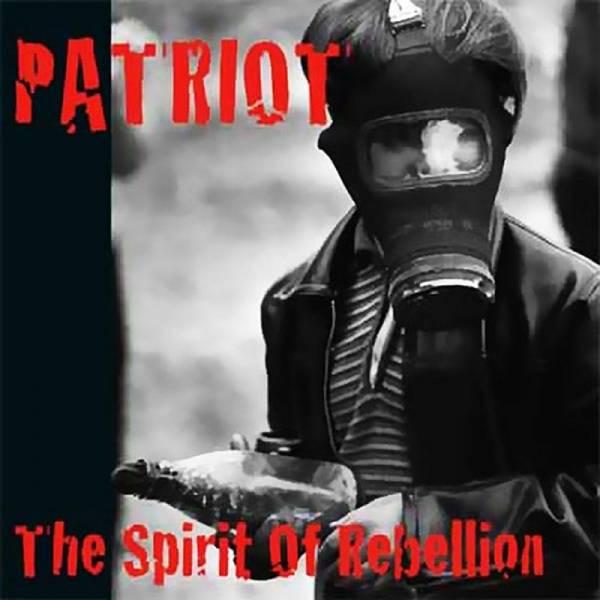 Patriot - The Spirit of Rebellion, LP schwarz